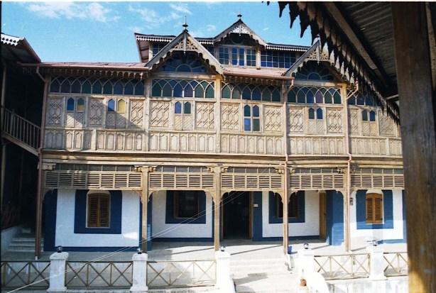 REMBAWDE HOUSE IN HARRAR Ethiopia fanos ethiopia tours